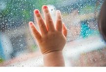 Indoor Rainy Day Ideas / How to Keep Them Busy and Smiling!