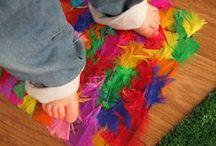 Preschool Activities / Activities for the Younger Children