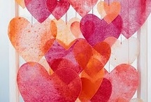 Valentine's Day / Activities and Crafts for kids on Valentine's Day