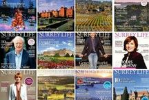 The best of Surrey Life / All things Surrey: people and places; food and drink; property, homes and gardens; beauty and fashion; history and events; and much, much more...