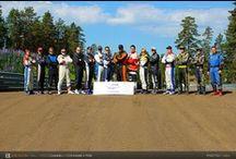 Euro RX Drivers / European Rallycross Drivers