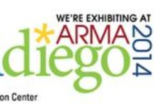ARMA LIVE! 2014 / The Crowley Company will be exhibiting in Booth 1601 at the ARMA LIVE! Conference and Expo October 26th and 27th in San Diego, CA.