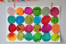 Crafts with kids / Make these with your kids or for your kids
