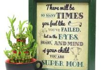 Mother's Day Gifts / Buy mother's day gifts online at lowest price from India's best gifts portal GiftsbyMeeta. They have best quality gifts for mother and also help to choose best gift for your mother. FREE Shipping in India!