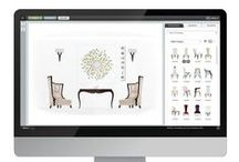 iDesigned Suite / An integrated Web based Suite of free-to-use Software, developed exclusively by CG  for the world of Interior Design.  In minutes, Create, Organize, Present and Share your stunning Interior concepts with total ease... Find it on our website: http://www.christopherguy.com/