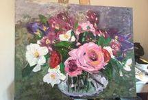 Jemima's Art Work / A little bit of myself...