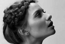 WEAVINGS / Plaits | Braids | Rolled