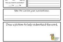 Grade 3 literacy activities
