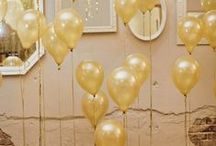 Party Ideas - New Years Eve Gatsby Art Deco