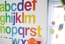 Classroom Themes - Rainbow / Rainbow classroom decorations and ideas