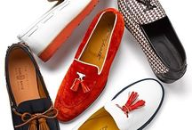 Men's shoe styles. / Nuevo men's shoe fashion / by Paul