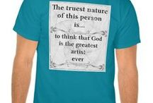 """""""Truest Natures"""" - My original apparel on Zazzle / My series of original apparel, themed with my own artwork, concept and texts!  What's your truest nature? Search it, find it... and wear it!  http://www.zazzle.co.uk/danbergam  Facebook page: https://www.facebook.com/danbergamsapparel"""