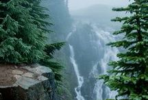 Nature,waterfalls, bays and lakes / WONDERFUL PLANET EARTH