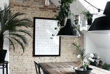 Aesthetic & functional homes / Beautiful inspiration to my future home