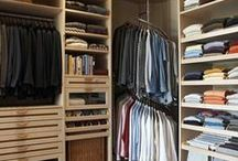 My new closet ideas / Making the perfect man closet for the new house