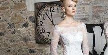 Lapillos, GrittiSpose's bridal gown / Accessories paired to Lapillos, GrittiSpose's wedding dress. Consigli di abbinamento per vestiti da sposa: accessori perfetti per Lapillos, abito da  sposa GrittiSpose.