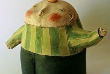 Ceramics / Figure sculpture