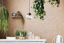 Materialen- en hun interieureffecten: Wanden