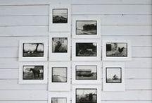 DECO - Walls / Ideas para decorar paredes