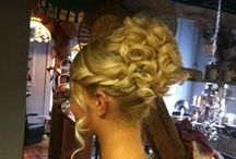 Hairstyles / by Angela