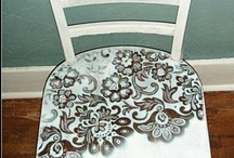 Canvas, Chairs, Create / by Allie Johnson
