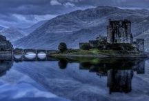 Castles / by Angela
