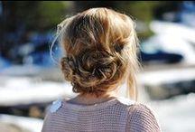 pretty pretty hair / by Marilia Marsulo