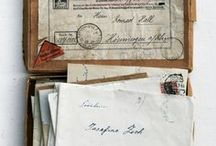 ~To express... / Creative correspondence, detailed and delightful...