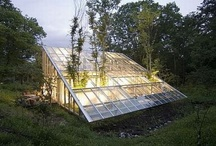 greenhouses and other houses / ..that I can dream about.