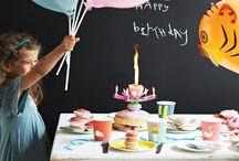 tiny party's  / by Jenna Grant