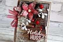 Cards_Christmas / Holiday and Winter cards / by Melyssa Connolly