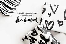 CRAFT | printable / We lovd printables!