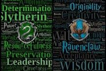 Slytherclaw Pride / The first Pottermore sorting test gave me a hatstall between Ravenclaw & Slytherin. I chose 'claw, because I identified with the uniqueness of Ravenclaw. The new test gave me pure Slytherin. I guess I have to face facts, I'm a snake with raven tendencies.