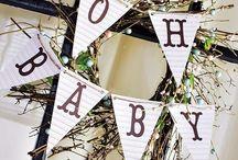 Baby Shower Ideas / by Nicole Kornblatt