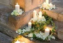 ~To illuminate... / Lighting up space and time, creating bright or softly bathed surroundings...
