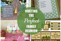 Family Reunion Ideas / by Treena Wilson