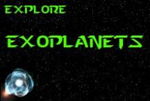 Exotic Worlds / An exoplanet or extrasolar planet is a planet that orbits a star other than the Sun. Over 3000 exoplanets have been discovered since 1988 (more specifically, 3422 planets in 2560 planetary systems, including 582 multiple planetary systems, have been confirmed, as of 1 June 2016). {Wikipedia} *** http://www.facebook.com/pages/K-Llewellin/456756831010691 ***