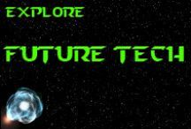 Technology of the Future / Future alien technology that may one day come to pass...or that may already exist. *** http://www.facebook.com/pages/K-Llewellin/456756831010691 ***