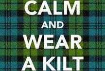 Plaid and Scottish! / by Angela