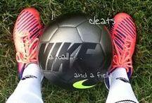 soccer :) / by Rachel Heynike