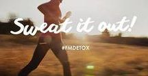 #FoodMattersDetoxDays / Sometimes people tend to think detoxing means having to go without. Focusing on what we can't have rather than what we can introduce and gain from the experience.   But there are also things you can do each day to help your body improve its natural detoxification systems. Here are some of our favorite, natural detox tips!