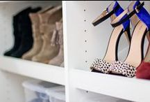 Shoes We Love / For #tuesdayshoesday, among other footwear  / by California Closets