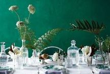 Colors We Love: Emerald / Pantone's 2013 color of the year, Emerald, will help add elegance, balance and harmony to your home décor. / by California Closets