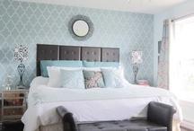 Interiors - Blue rooms