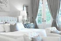Interiors - White rooms