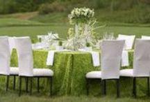 Wedding table settings / https://www.etsy.com/au/shop/Esani
