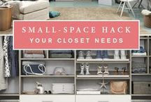 Small Spaces / Inspired design for your small spaces.