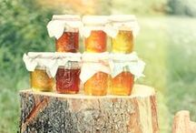 BEES AND HONEY / by Haley Earnshaw