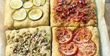 Veganism - Bread-based / Bread, Foccacia, Wraps & such
