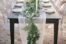 ~To wed thee... / Wedding details, extravagant or simple, colorful or calm, vintage or modern...